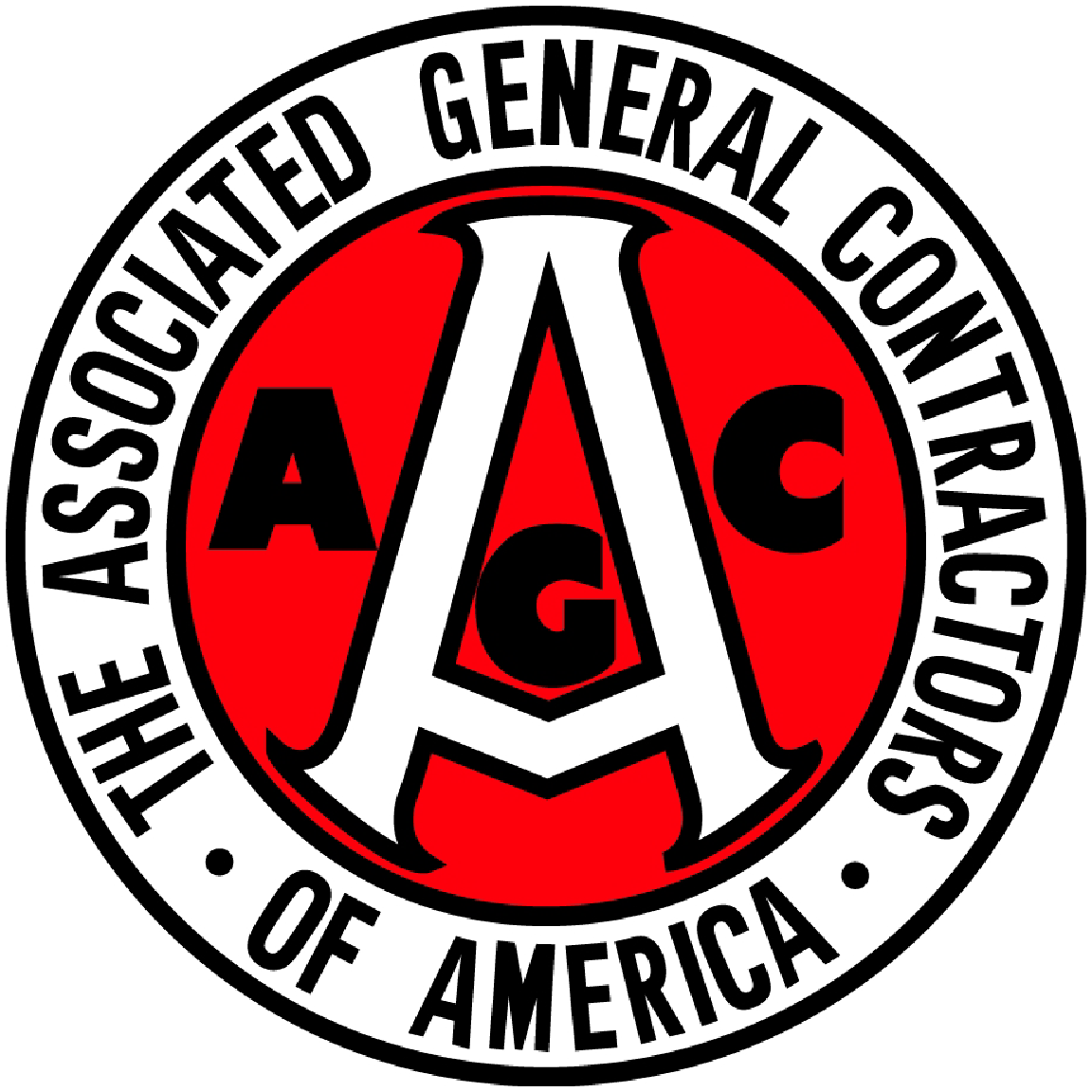 Associated General Contractors membership badge