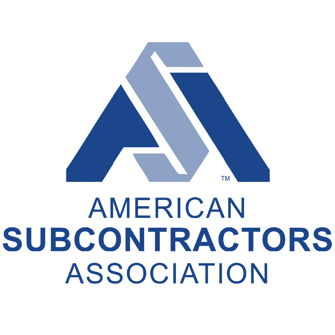 American Subcontractors Association membership badge
